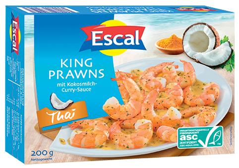 King Prawns Thai ASC
