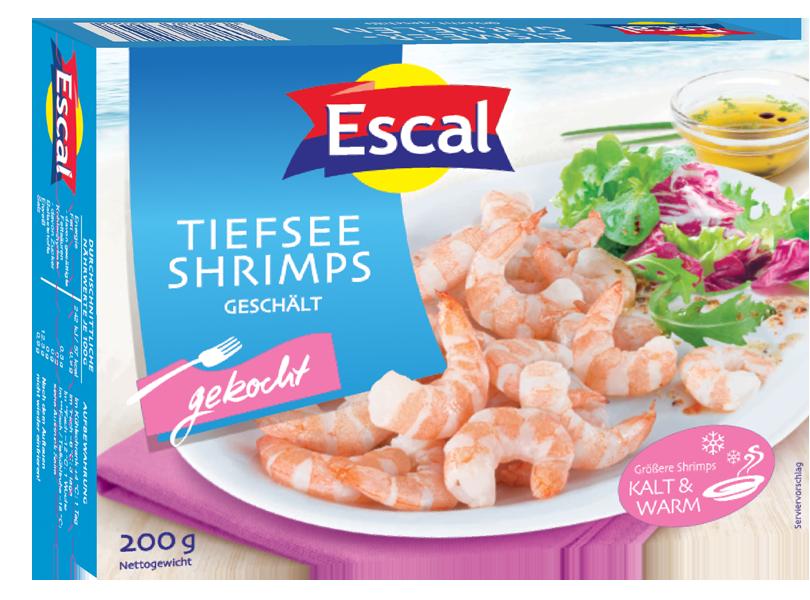 Shrimps Tropical